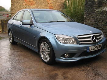 photo of Mercedes C250 for sale